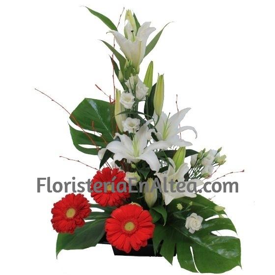 Centro de Flores Lilium